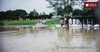 Vor 25 Jahren: Nach Sintflut-Regen stehen Spaichingen und die Region unter Wasser - Schwäbische