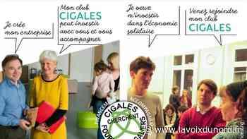 Saint-Laurent-Blangy : des porteurs de projets cigales cherchent fourmis et cigaliers - La Voix du Nord