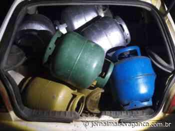 Sete homens são presos por furto de botijões de gás em Pinhalzinho - Jornal Mais Bragança