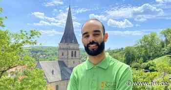 Beliebt bei Chef und Kunden: Geflüchteter findet neue Heimat in Warburg - Neue Westfälische