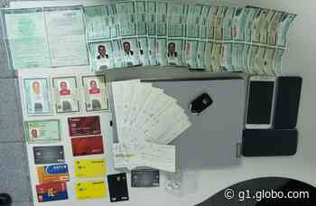 Suspeito de crime de estelionato é preso em Aracaju - G1