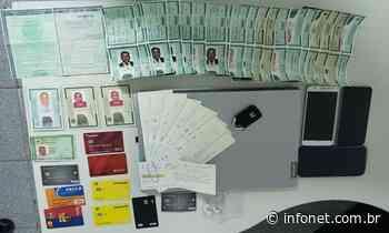 Cope prende suspeito de tentar aplicar golpe contra banco em Aracaju - Infonet