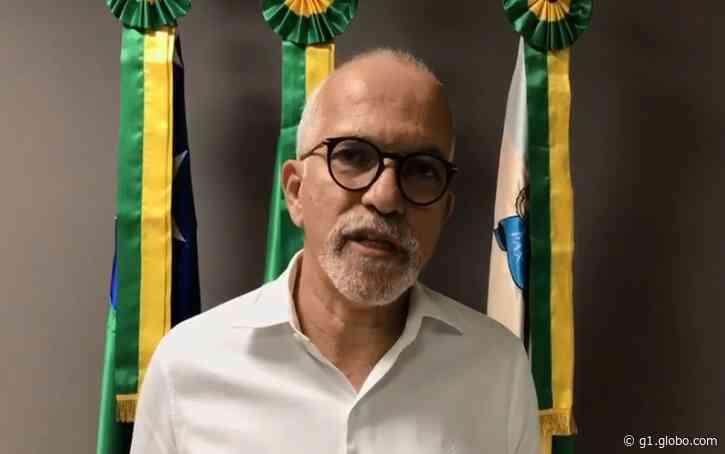 Prefeito de Aracaju anuncia vacinação contra a Covid-19 para pessoas com 48 anos ou mais - G1