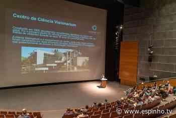 Centro Multimeios de Espinho acolhe o Projeto Visionarium - EspinhoTV