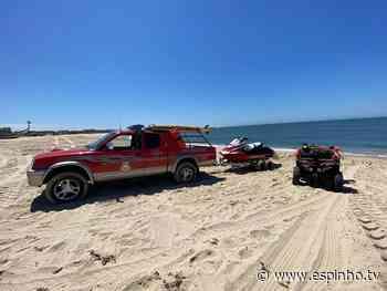 Dispositivo de salvamento aquático já se encontra nas praias de Espinho - EspinhoTV