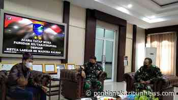 Guntur Perdana Sebut Pangdam XII Tanjungpura Siap Bersinergi dengan LSKM Bangun Wawasan Kebangsaan - Tribun Pontianak