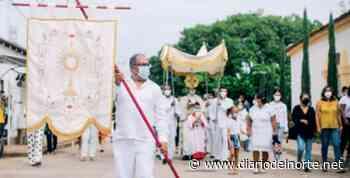 El Molino celebró la fiesta del 'Corpus Christi' con varias actividades religiosas - Diario del Norte.net