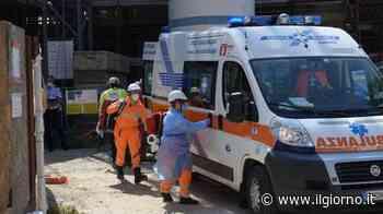 Melegnano, operaio precipita da tre metri in un cantiere: grave in ospedale - IL GIORNO