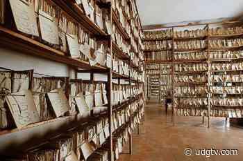 Cronista: Ayuntamientos de la Ciénega deben tener archivos históricos - UDG TV