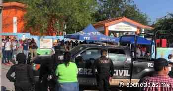 Frenan camión que lleva paquetes electorales de Ciénega de Flores - ABC Noticias