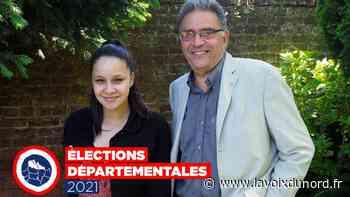 Élections départementales : dans le canton de Cambrai, la Gauche unie autour de l'humain - La Voix du Nord