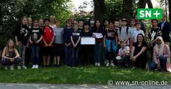 Stadthagen: Schüler der IGS Schaumburg setzen Zeichen gegen Antisemitismus und Rassismus - Schaumburger Nachrichten
