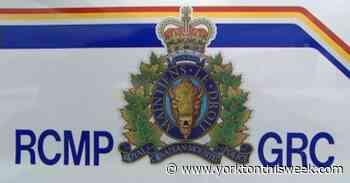 Stolen vehicle - Kamsack RCMP - Yorkton This Week