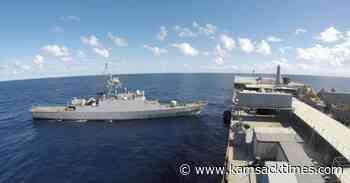 Iran sends warships to Atlantic amid Venezuela concerns - Kamsack Times