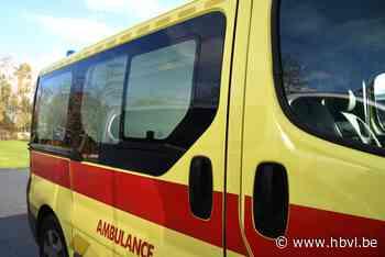 Limburgers zwaargewond bij ongeval in Diest - Het Belang van Limburg
