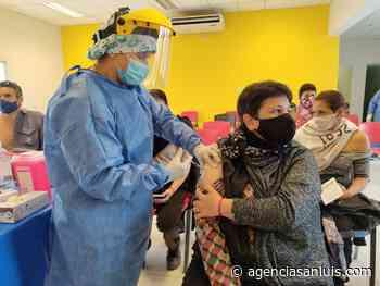 Villa de Merlo: este miércoles se convocaron a 528 personas de 6 localidades para recibir su vacuna - Agencia de Noticias San Luis