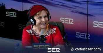 """María Luisa Merlo: """"¿El amor? No lo he entendido nunca"""" - Cadena SER"""