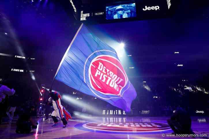 Assistant GM David Mincberg Leaving Pistons