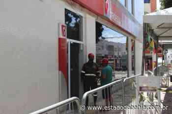 Bancos em Guanambi são autuados por descumprir decreto municipal relacionado à Covid-19 - Rahiana