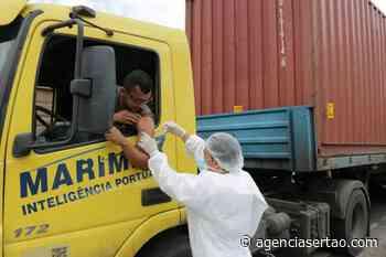 Vacinação de caminhoneiros e motoristas será retomada nesta sexta-feira em Guanambi - Agência Sertão