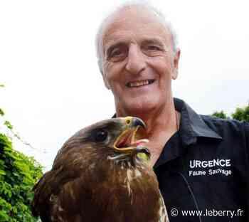 Protecteur des oiseaux blessés, le Vierzonnais Claude Gonzaga s'est éteint - Le Berry Républicain