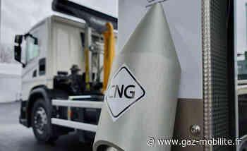 Une station 100 % bioGNV bientôt en service à Vierzon - Gaz-Mobilite.fr