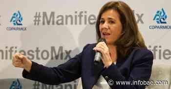 Es oficial, Margarita Zavala regresará a la política en México este año - infobae