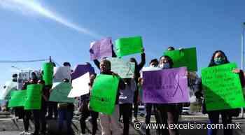 'Ni una Margarita más', claman justicia por feminicidio en Pachuca - Excélsior