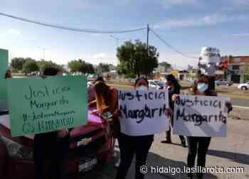 Familiares de Margarita temen que feminicida quede libre y hacen manifestación - La Silla Rota