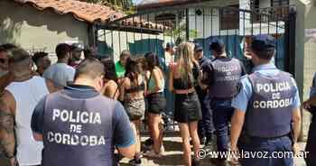 Villa Carlos Paz: proponen quita de carné y tareas comunitarias a organizadores de fiestas clandestinas - La Voz del Interior