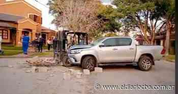 Vuelco fatal en Villa Carlos Paz - El Diario del Centro del País