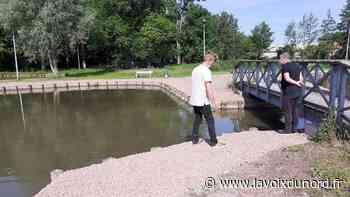 Libercourt: réouverture de la pêche ce jeudi aux étangs de l'Émolière - La Voix du Nord