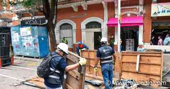 Reubican a más de 100 vendedores ambulantes del centro de Barranquilla - Blu Radio