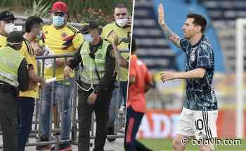 """Un gamín le gritó """"malpa#$%@"""" a Messi en Barranquilla y el '10' le respondió - Bolavip"""