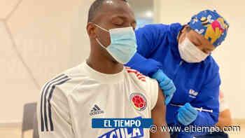 Selección Colombia fue vacunada contra el covid-19 en Barranquilla - El Tiempo