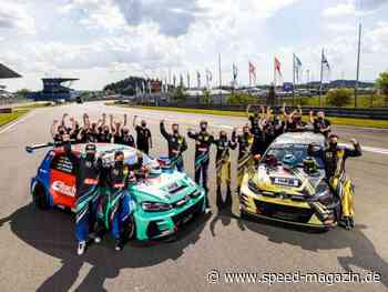 24h Nürburgring: Max Kruse Racing feiert Doppelsieg beim 24-Stunden-Rennen auf dem Nürburgring - Speed-Magazin Motorsport Nachrichten
