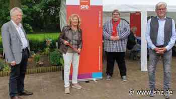 Kiebitzreihe: 50 Jahre SPD: Cornelie Sonntag-Wolgast geehrt | shz.de - shz.de