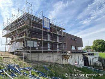Vollsperrung der Elbuferstraße für Baustelle Ilmenau-Sperrwerk - Uelzener Presse