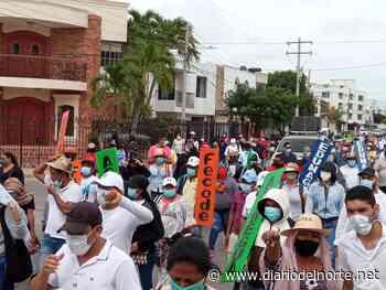 Seguimiento a marchas en La Guajira: solo en Riohacha se generó protesta, sin alteración del orden público - Diario del Norte.net