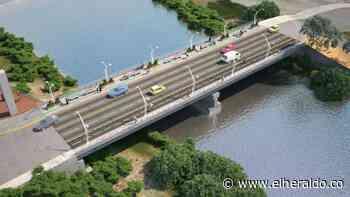 En Riohacha se construirá el nuevo puente sobre el río Ranchería - EL HERALDO