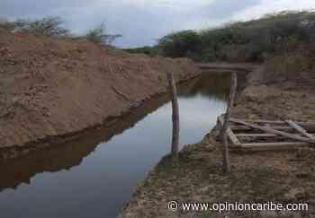 Realizan obras de dragado en caños de Sitionuevo - Opinion Caribe