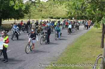 Verwaltungsgericht verbietet Fahrraddemo auf der A39 bei Winsen - Winsen - Kreiszeitung Wochenblatt