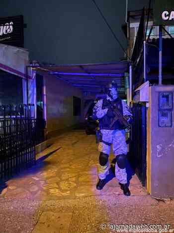 Villa Carlos Paz: un joven detenido acusado de vender drogas en la costanera - La Jornada Web