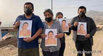 Feminicidio en Santa Rosa: Jackeline fue asesinada en su casa y delante de su hijo de un año y medio - El Comercio Perú