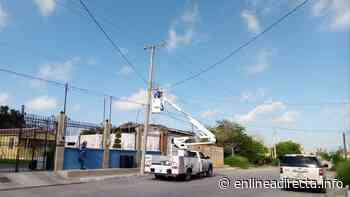 Rehabilita Municipio de Reynosa alumbrado público en colonias - EnLíneaDirecta.info