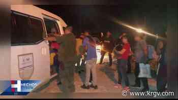 Encuentran 62 migrantes en Reynosa, Tamaulipas - KRGV