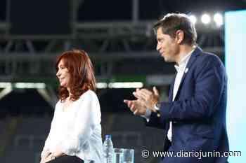 Dólar futuro: sobreseimiento definitivo de Cristina Kirchner y Axel Kicillof - diariojunin.com