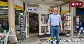 Postbank zieht sich aus Bopfingen zurück   schwäbische - Schwäbische