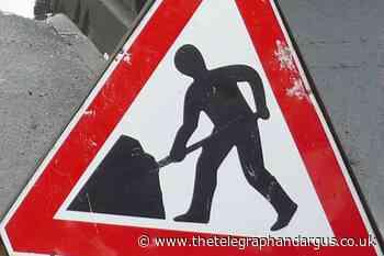 Roadworks in Thornbury causing major delays including X11 bus - Bradford Telegraph and Argus