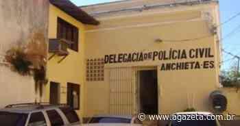 Jovem suspeito de assassinar mulher a facadas é preso em Anchieta - A Gazeta